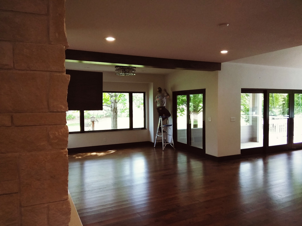 Interior Painting Near Boulder Colorado Niwot Longmont