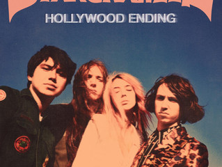 """""""Hollywood Ending"""" is out now!"""