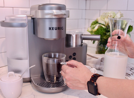 HGTV Smart Home & Keurig K-Cafe® Giveaway