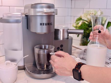 HGTV Smart Home & Keurig K-Cafe® Giveaway