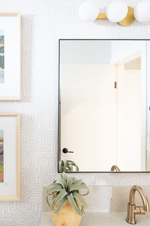 MidCenturyModern Bathroom