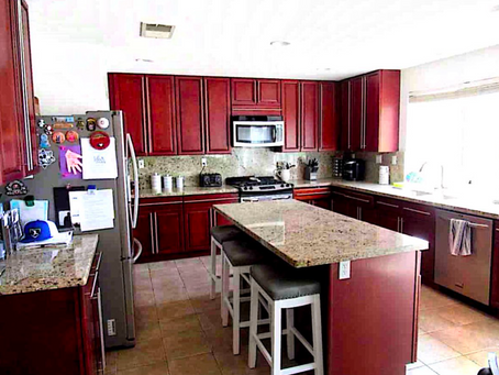 Everybody Loves a Good Kitchen Before + After