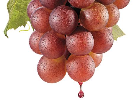 Uma versão mais poderosa do suco de uva