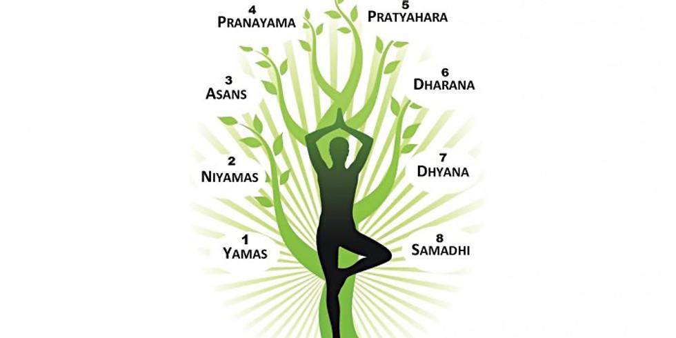 Free Webinar on Ashtanga Yoga : a way of living
