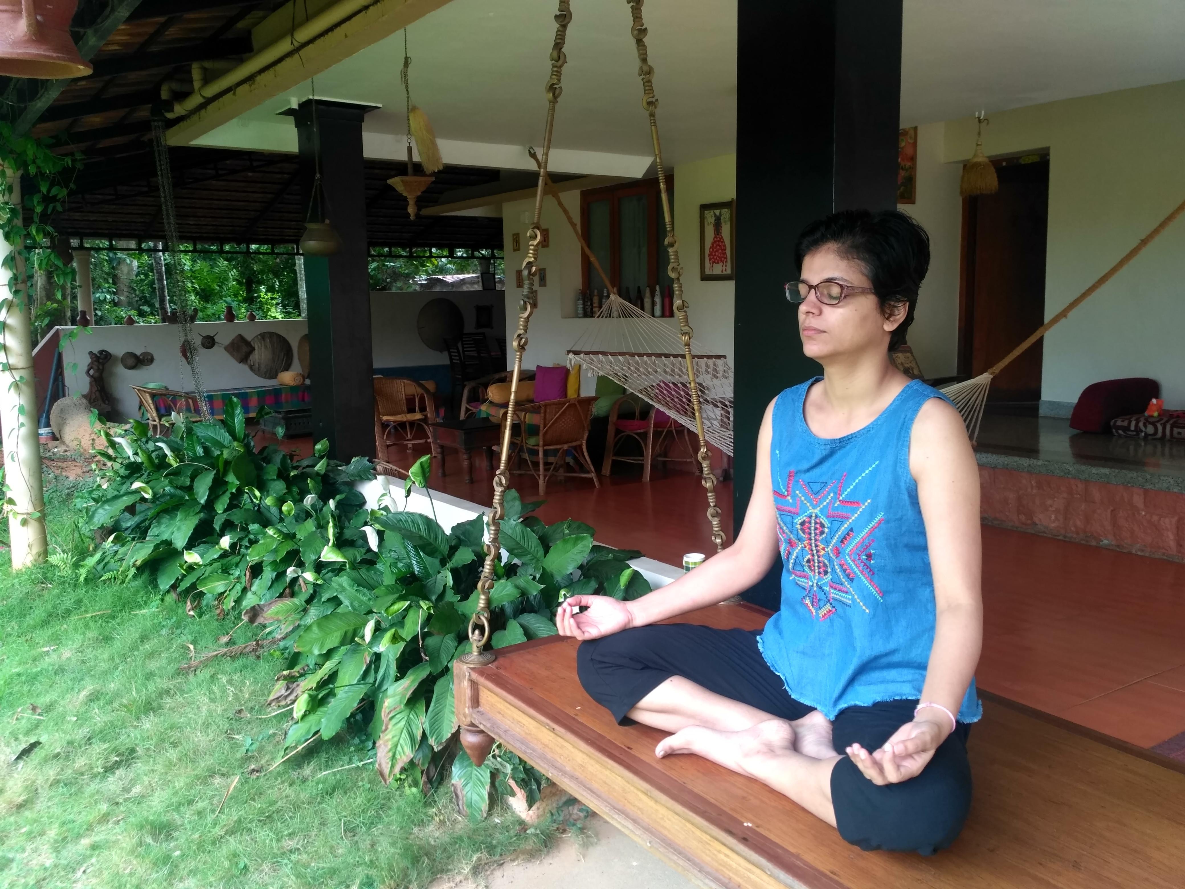 Personal Yoga Training @ Home