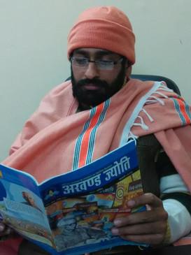 Swadhyaya moments