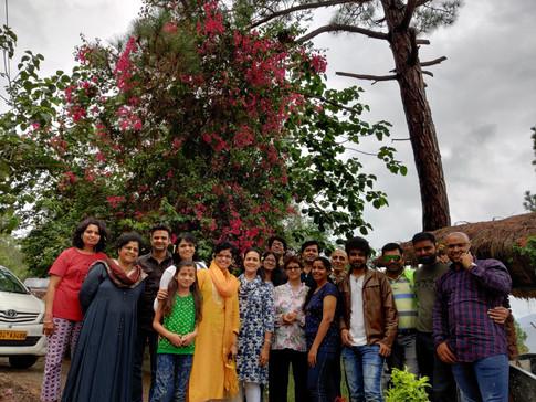 Dunagiri Retreat at Rishikesh
