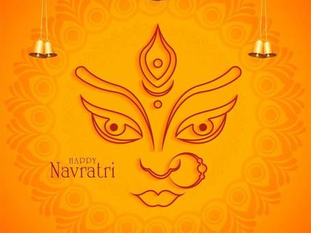 Realign, Rejuvenate, Recaliberate your energies this Navratri
