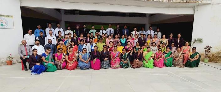 Academic Excellence Workshop St. Xavier's school, Jagdalpur