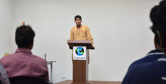 Corporate Excellence Workshop at Cognizant, Pune