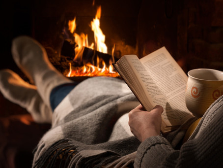 Why You Should Read Positive Literature Before Sleeping