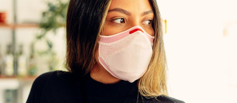 Onde comprar máscaras de proteção rosa para o Outubro Rosa?