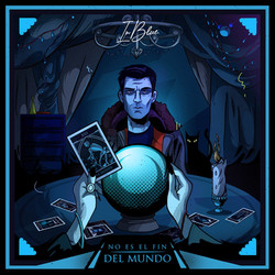In Blue -cover art