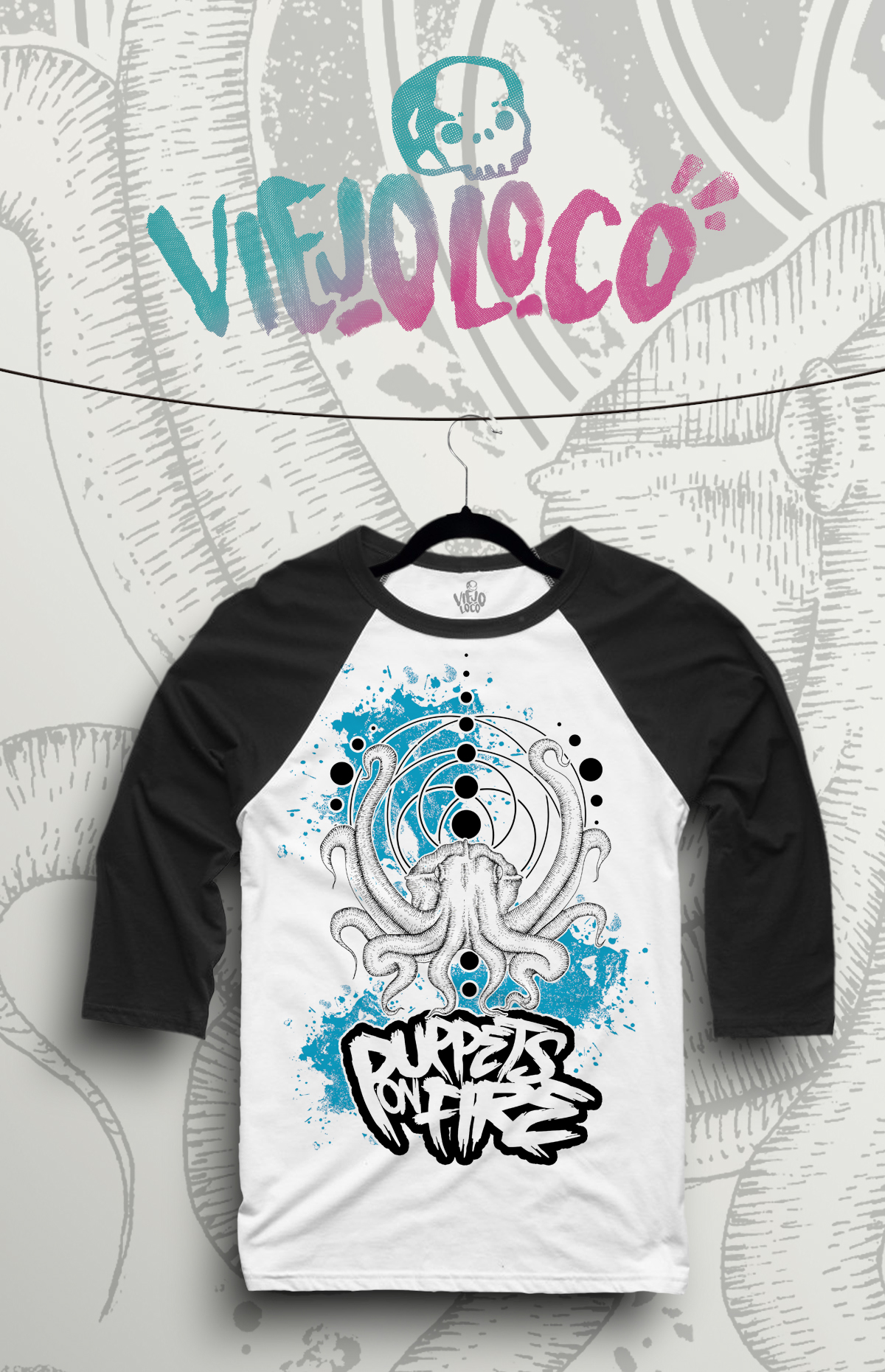 ViejoLoco.Template.shirt.pulpo
