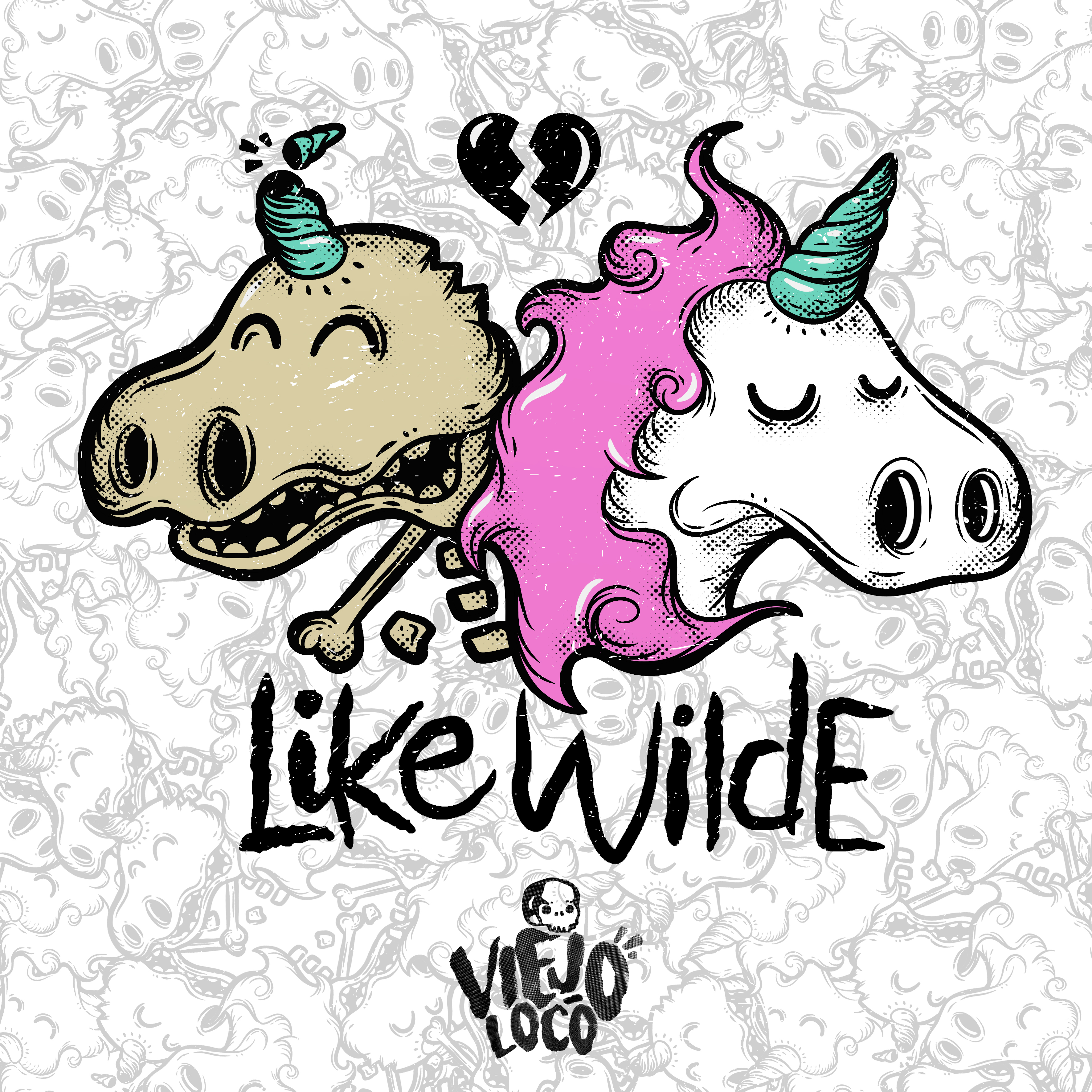 LikeWilde.Tshirt.Unicornio.Color.1.2