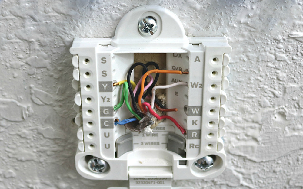Professional Experts at Wiring Thermostats