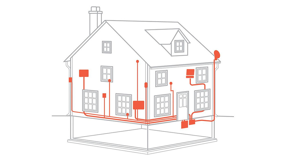 Hire a reliable electrician to rewire your house