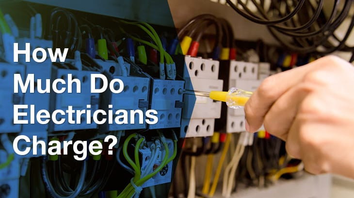 How Much Do Electricians Charge?