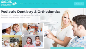Golden Pediatric Dentistry & Orthodontics