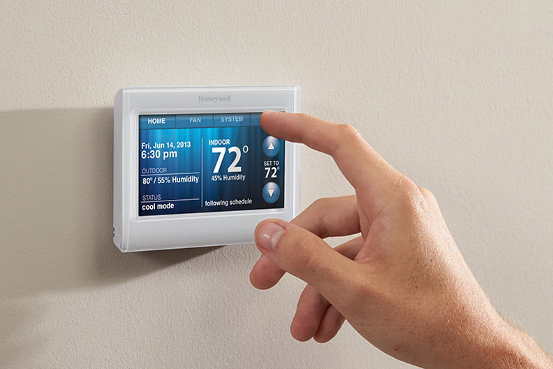 There are many different types of Thermostats and prices for them vary