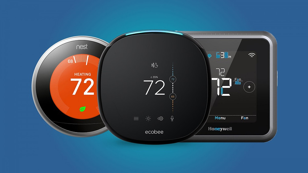 Average Smart Thermostat Costs $200-$300 or more