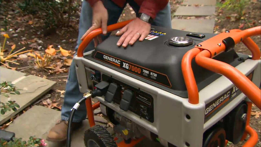 Installing a gas generator costs less out of pocket but can be a dangerous option compared to other alternatives