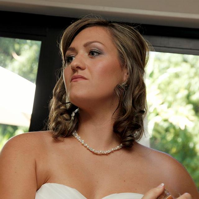 bride makeup Tauranga