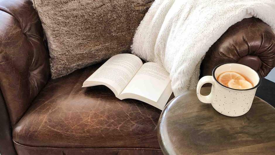 5 Dream Places to Cuddle Up with a Good Book