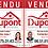 Thumbnail: 12 Panneaux en V Binome avec rabat (Offre 2 gratuits)