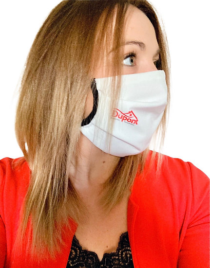 Masque tissu lavable 30 fois certifié
