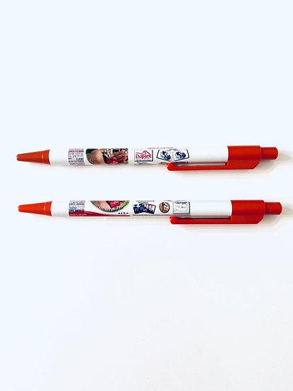 Lot 25 stylos personnalisés