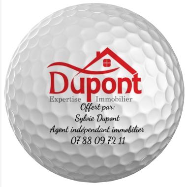 Pack de 48 balles de golf personnalisées !