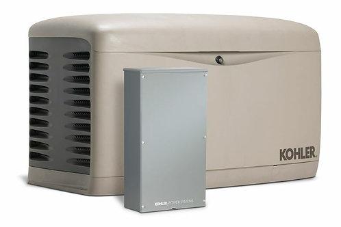 20 kW Generator 20RCA W/ AUTOMATIC TRANSFER SWITCH & ONCUE PLUS