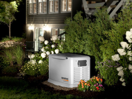 Top Reasons Owning a Home Generator is a GOOD Idea in Illinois