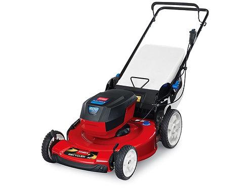 "22"" (56cm) 60V MAX* Electric Battery SMARTSTOW® High Wheel Push Mower (20361)"