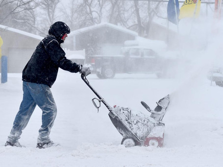 5 Quick Tips to Know Before it Snows.