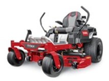 "48"" (122 cm) TITAN® MyRIDE® Zero Turn Mower (75311) with MyRIDE® Suspension Syst"