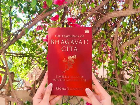 "In Conversation with Richa Tilokani, Author of ""The Teachings of Bhagavad Gita"""