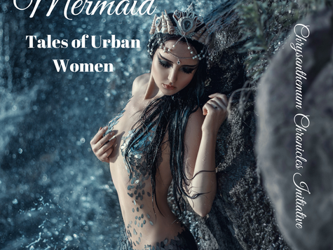Submission is Open Now for the Second Fiction Anthology. 'Songs of a Mermaid' (Tales of Urban Women)