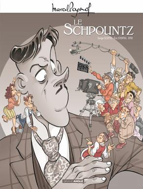 Le Schpountz : le bel hommage d'une BD à Marcel Pagnol
