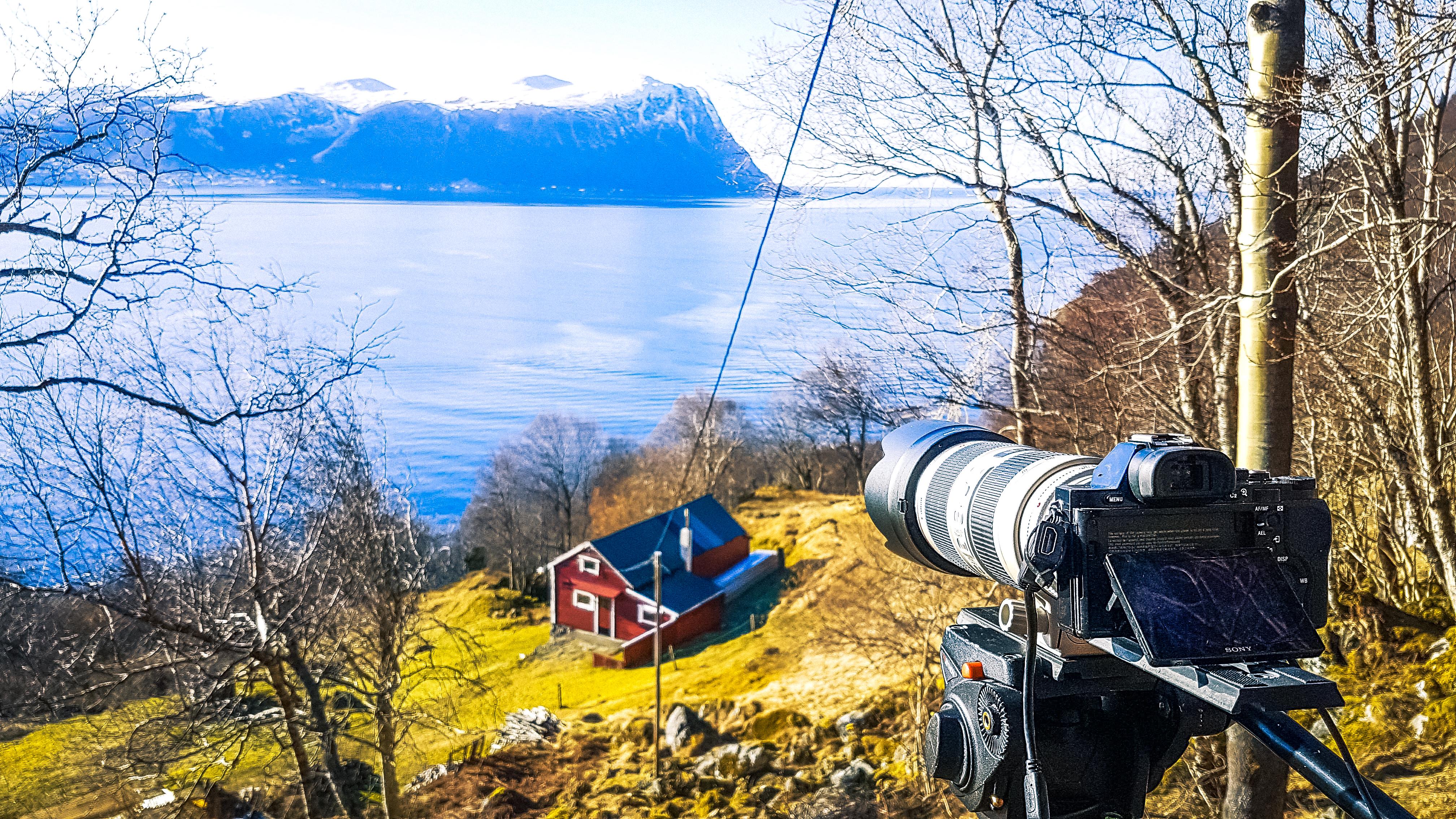 Tafjord opptak - MediaRIKS