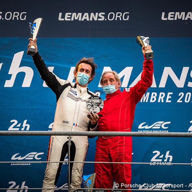 Didier Jardin championnats Porsche Club Bugatti 2020