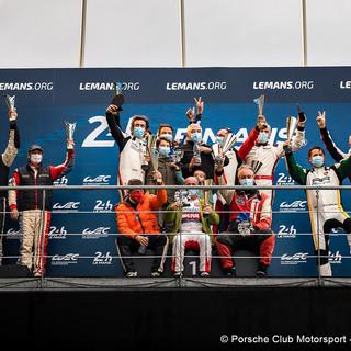 Porsche Club Motorsport France Le Mans 2020