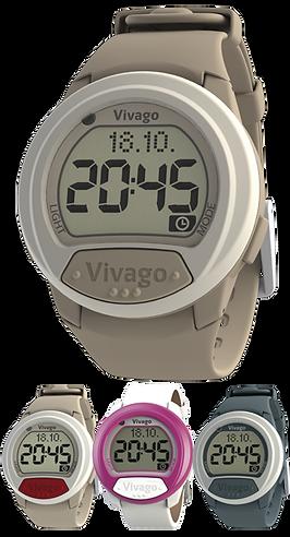 Appel Infirmière montre Vivago