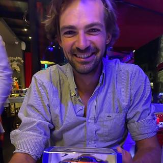 Pierre Sancinnena Champion d'Europe Alpine Cup 2018