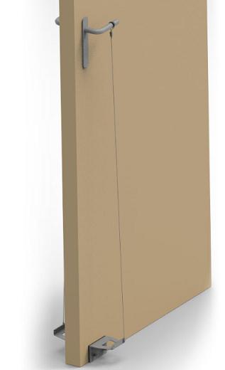 Footdoor système d'ouverture de porte