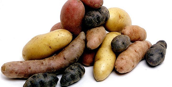 Potatoes (Fingerling Medley)