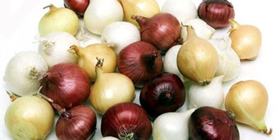 Onions (Boiler, Assorted)