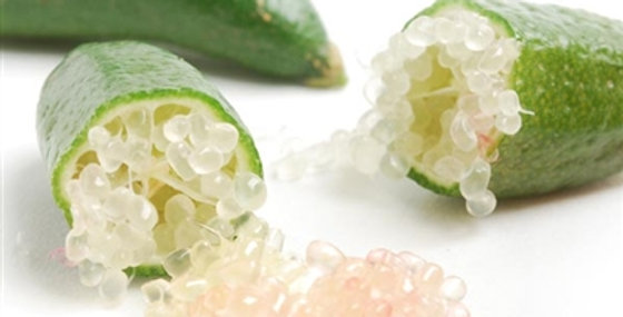 Finger Limes (aka Citrus Caviar)
