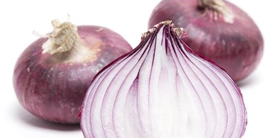 Onions (Italian Sweet, Red)